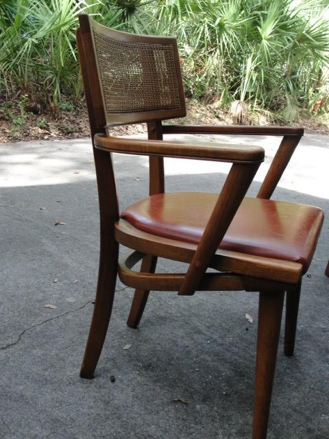mid century modern side chairs miami prop rental