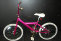 HOT PINK GIRLS BIKE