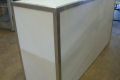 WHITE ACRYLIC BAR